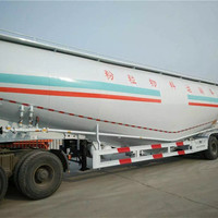 Supply Bulk Cement Trailer With 70