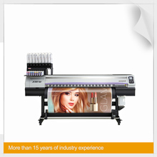 1.61m mimaki JV300-160 outdoor inkjet printer with dx7 head