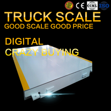 Electronic used portable truck scales for sale