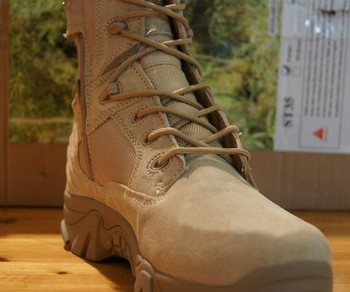 Loveslf 2014 new style high quality mens Commando army high hunting boots