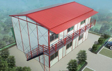 China K house Movable&portable Low Cost Prefab Dormitory Plans