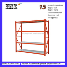 4 layers metal factory warehouse storage <strong>rack</strong> for store room HSX-4403