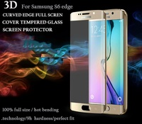 s7 edge tempered glass toughened membrane Anti- blue glass film