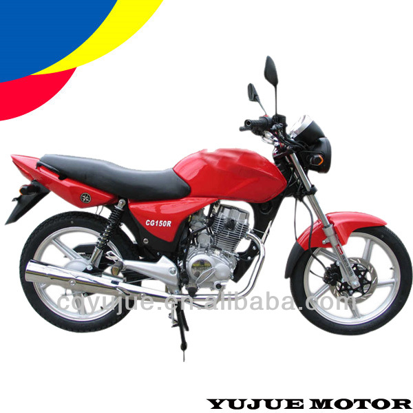 China Made South-American Best Selling 150cc Street Motorcycle