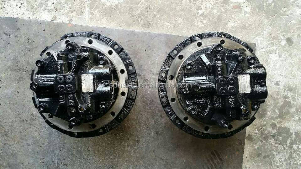 Excavator Hitachi EX60-1 final drive,rebuild parts for travel motor assy for EX60