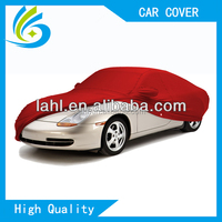 Silver Coated Polyester Car Cover taffeta fabric,hail protection car cover