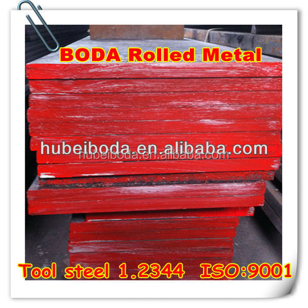 hot sale 1.2344 hot rolled mould steel