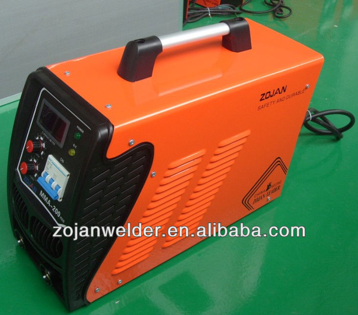 ARC200 Mosfet Mini Inverter DC MMA 200A Welding Machine