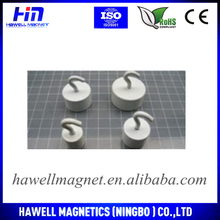 High Pull Force Nickel Painting Pot Magnet In Furniture