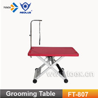 Mobile Dog Table Electric Lifting Pet Grooming Table FT-807