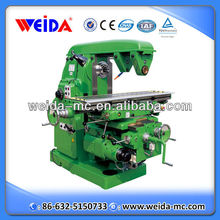 X6132 china Universal knee type horizontal conventional milling Machine with CE and ISO9001