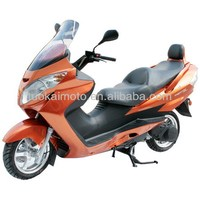 China New 300cc EFI petrol scooter with EEC certificate (TKM300E)