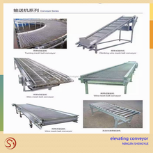 Factory Direct Sale 304 Stainless Steel incline belt conveyor