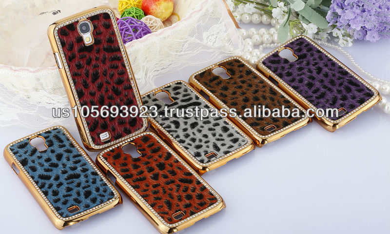 New Fur Case For Sumsung Galaxy S4 Factory Price