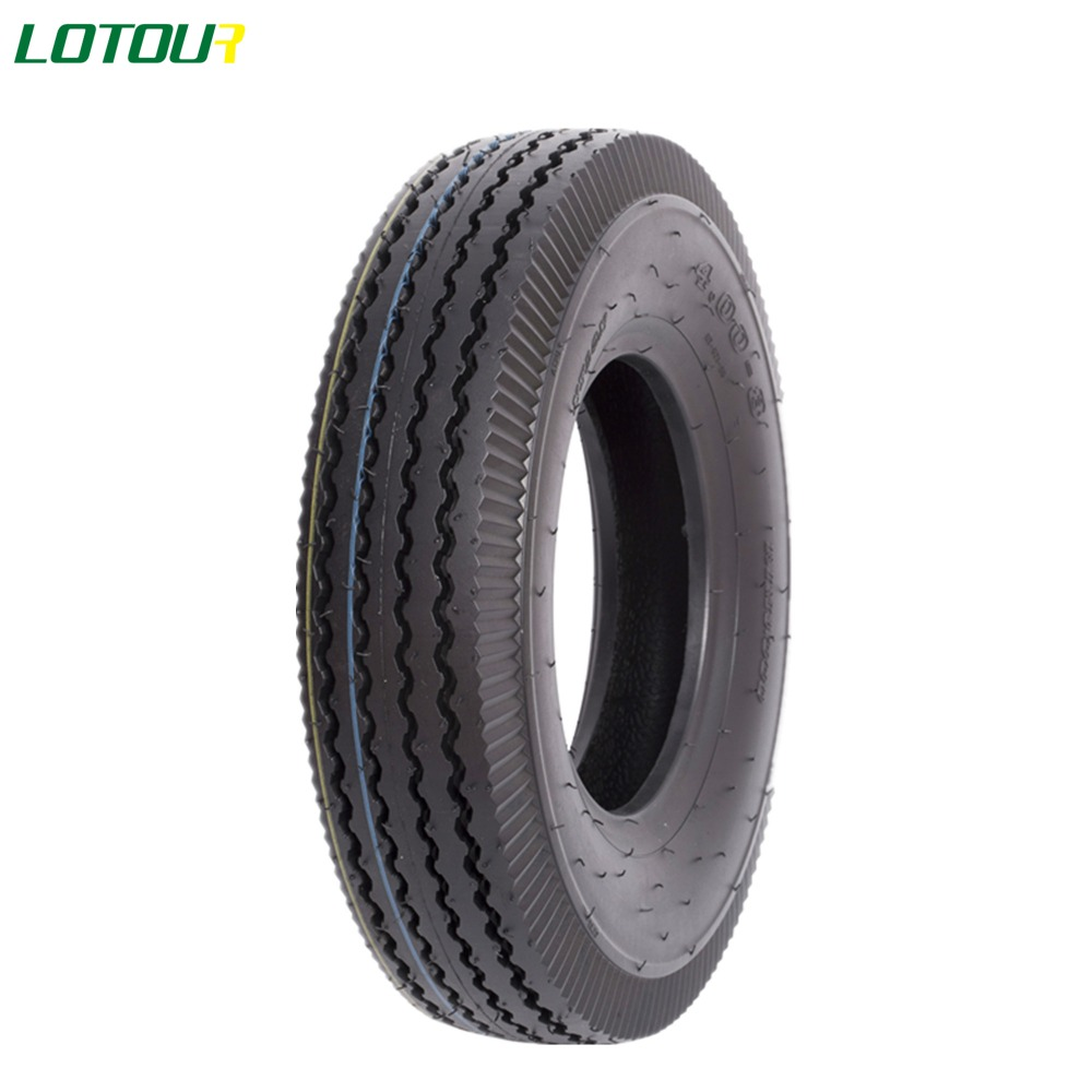 China good quality motorcycle tire 4.00-8 to philippines