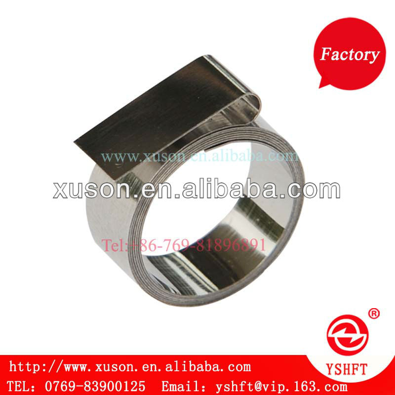 furniture variable force constant force spring/heavy duty compression constant spring for push sock