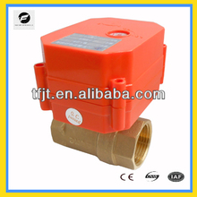 CWX-60P series electric water valve auto control for water treantment,IC card,HVAC
