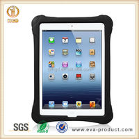 Safe kiddo Series Light Weight Plastic Back Case for iPad 2 3 4