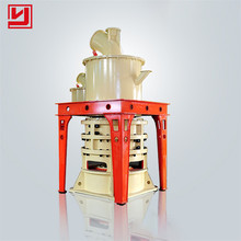 Low Consumption Mini Triple Three Roller Stone Kaolin Fine Micro Powder Raymond Rolling Grinding Mill Machine