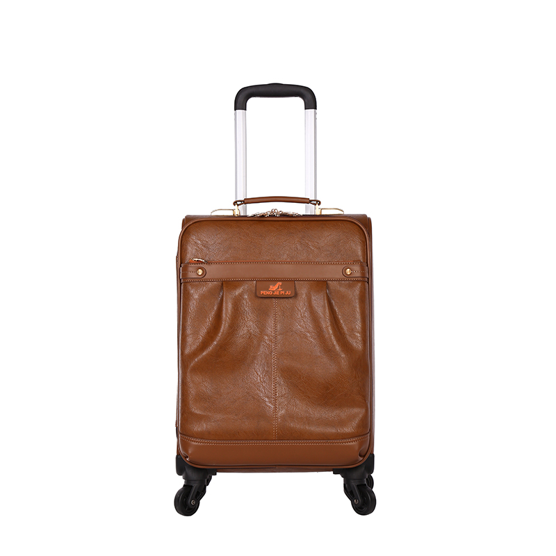 factory wholesale carry on cheap business style big trolley suitcases for sale