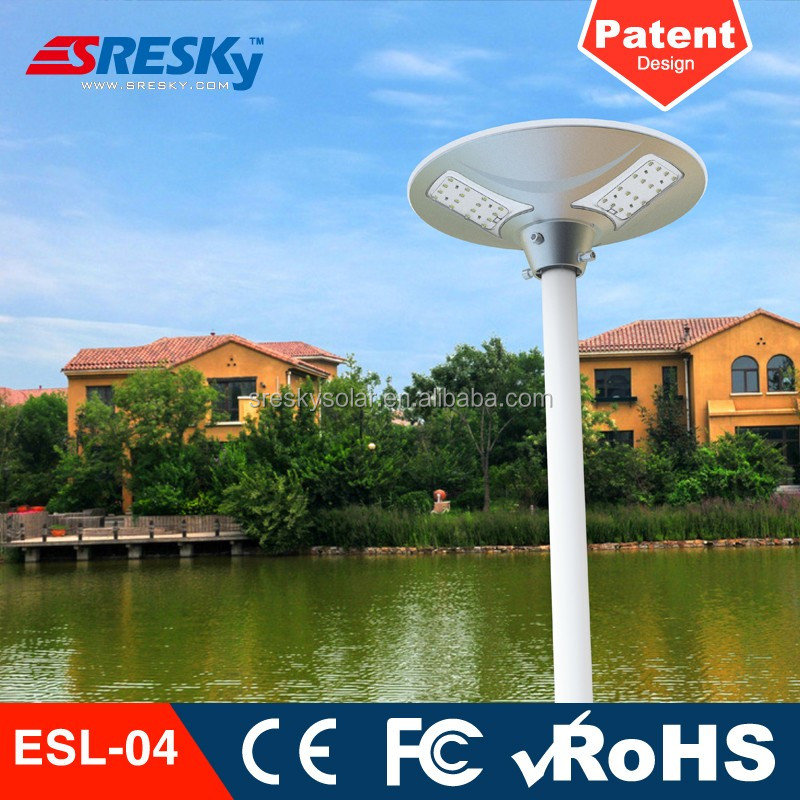 Wholesale High Lumens Car Modern Led Solar Park Light Fixtures
