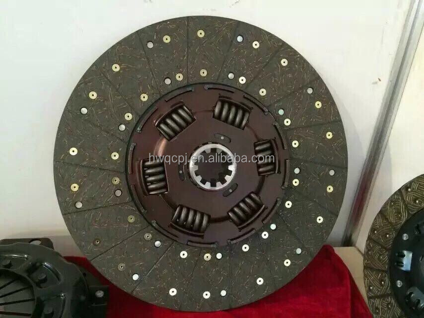 Truck spare parts clutch disc kit for renault logan