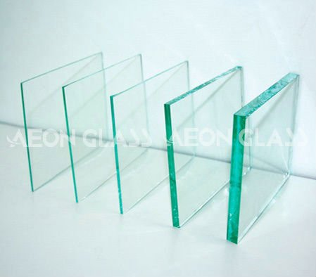 CE & ISO certificate, 2mm-19mm Crystal Glass