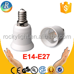 E14 to E27 lamp adapter