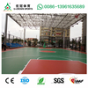 ITF Certified Silicon PU sports court, Outdoor Sport Flooring
