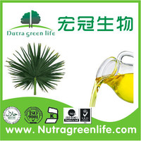 Hot sale saw palmetto extract oil