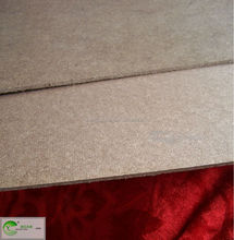(hot sale)E1 Grade 4'x8' size, 2.5-6mm thickness Raw Hardboard for sofa and mirror photo frame back