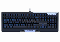 Factory price endurance hot selling Professional Laser Carving BacklitGaming Mechanical Keyboard