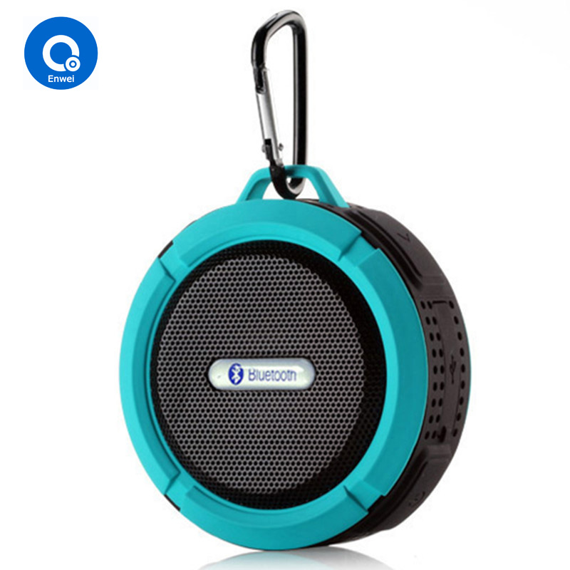 Shower <strong>Speaker</strong>, Wireless Waterproof <strong>Speaker</strong> Hands-Free Speakerphone - Army Green