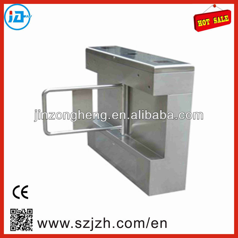 Automatic 304 Stainless Steel Swing Barrier Gate