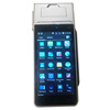 5 inch mobile device Android handheld POS terminal with 58 mm thermal printer