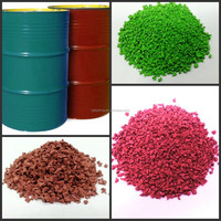 EPDM Rubber Granules And PU Binder