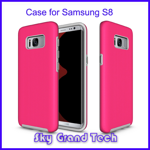 OTT sym Shockproof case <strong>cover</strong> for galaxy s8 slim phone shell