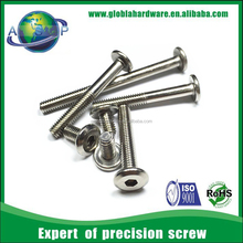 Screw in bed legs, allen head bolts for furniture