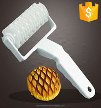 Hot Type Bakery Tool Dough Bread Cookies Pie Cake Lattice Pastry Roller Cutter Kitchen Craft Tool
