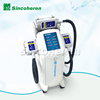 Coolplas Fat Freezing Machine for Reduce body fat crotherapy machine