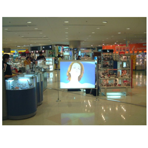 Hot sale transparent holographic rear projection film