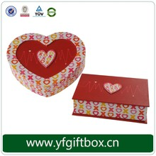 Fashion printed logo gift boxes new design paper boxes china factory printing box for gift
