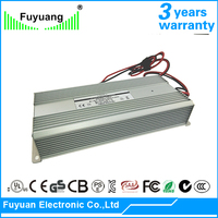 UL CL KC PSE Approved 24V 20.8A Lifepo4 Battery Charger For Electric Scooter