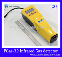 PGas-32-CO Lastest model wireless battery operated home gsm alarm measuring instrument