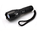 led torch flashlight tactical,rechargeable led hunting LED flashlight