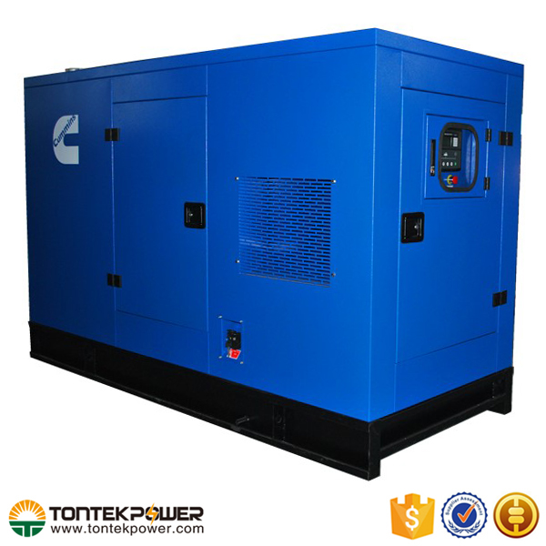 230V Sound Proof Diesel Generator With Four Stroke