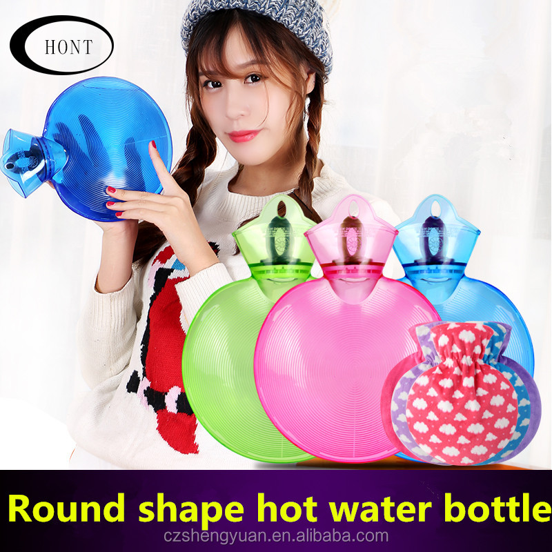 warm body round water bottle