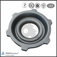 Quality spheroidal graphite cast iron grey iron casting part