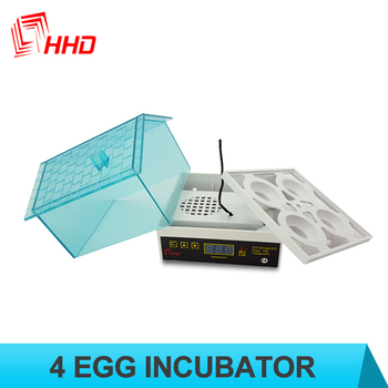 HHD YZ9-4 new design automatic mini egg incbuator for hatching chicks/duck/birds