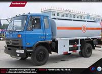 10000L ~ 12000L fuel tank truck, oil tanker